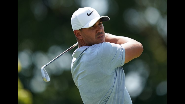 Koepka is trying to become the first player since Tiger Woods to capture the U.S. Open and PGA in the same year.