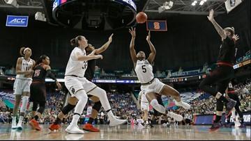 No. 4 Irish women beat No. 3 Louisville to win ACC tourney