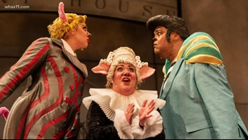 StageOne Family Theatre introduces story of the 'Three Little Pigs'