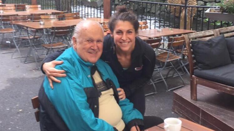 Racing Louisville FC's Michelle Betos carries spirit of late father