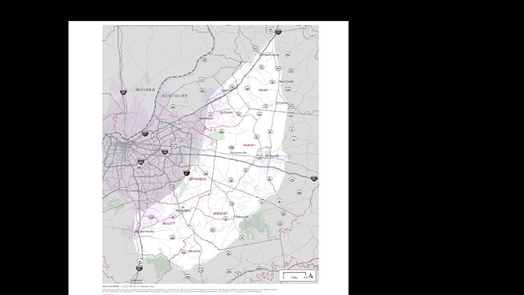 KYTC I-65/I-71 Regional Connector Study