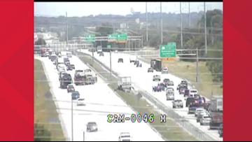 Crash on I-265, near I-64, leads to traffic back up | whas11 com