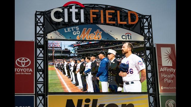 dd3c10c1a MLB commemorates 9/11 anniversary with ballpark ceremonies   whas11.com