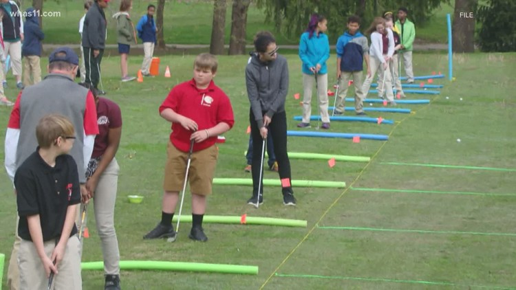 First Tee Louisville opening registration for 2021 session
