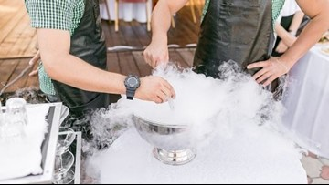 VERIFY: Are trendy treats made with liquid nitrogen dangerous?