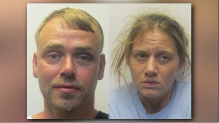 Jason Greer was arrested, and his wife Amanda Greer was also arrested.