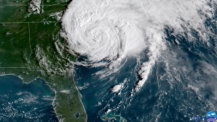 Tropical Storm Florence is bringing life-threatening flooding and storm surge to the North Carolina coast and locations well inland.