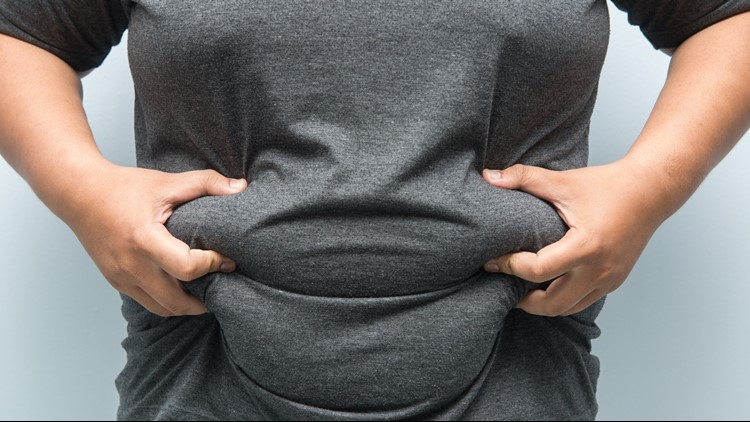 INDIANA. New report moves Indiana out of top 10 fattest states