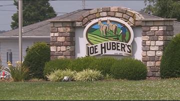 Joe Huber's Family Farm & Restaurant going up for auction November 17