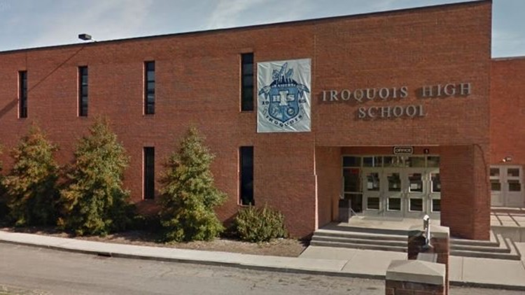 Iroquois High School Joins Academies Of Louisville Whas11com