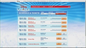 Disney on Ice coming to Louisville