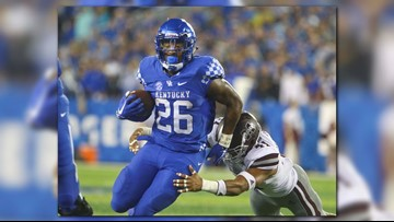 Kentucky football to face Penn State in Citrus Bowl