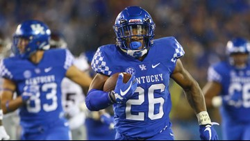 Benny Snell breaks UK's all-time rushing record