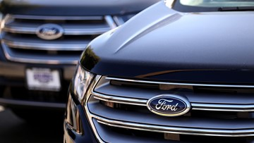 Ford workers vote to authorize strike