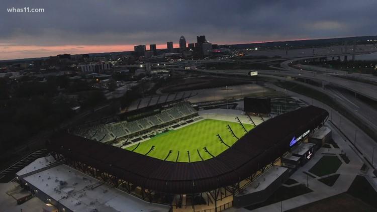 Racing Louisville FC to make NWSL debut in April