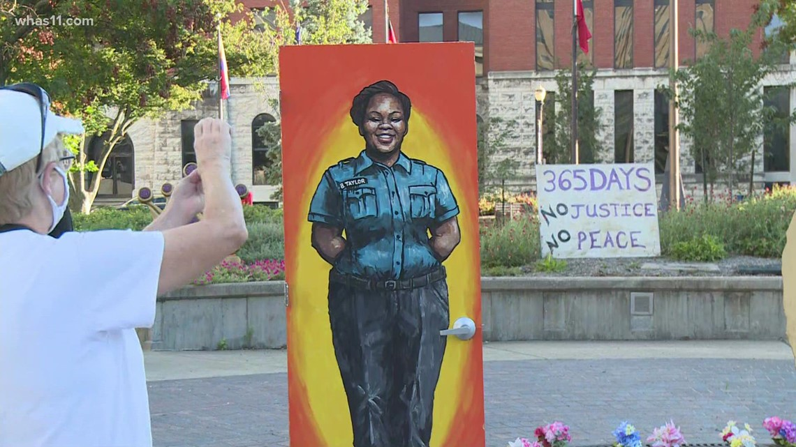 Breonna Taylor case   Community members to rally one year after grand jury decision