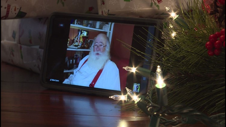Zoom with Santa? How Christmas visits will look different during the pandemic