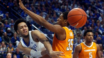 Ticket privileges permanently revoked for fan yelling racial slur at UK game, AD says