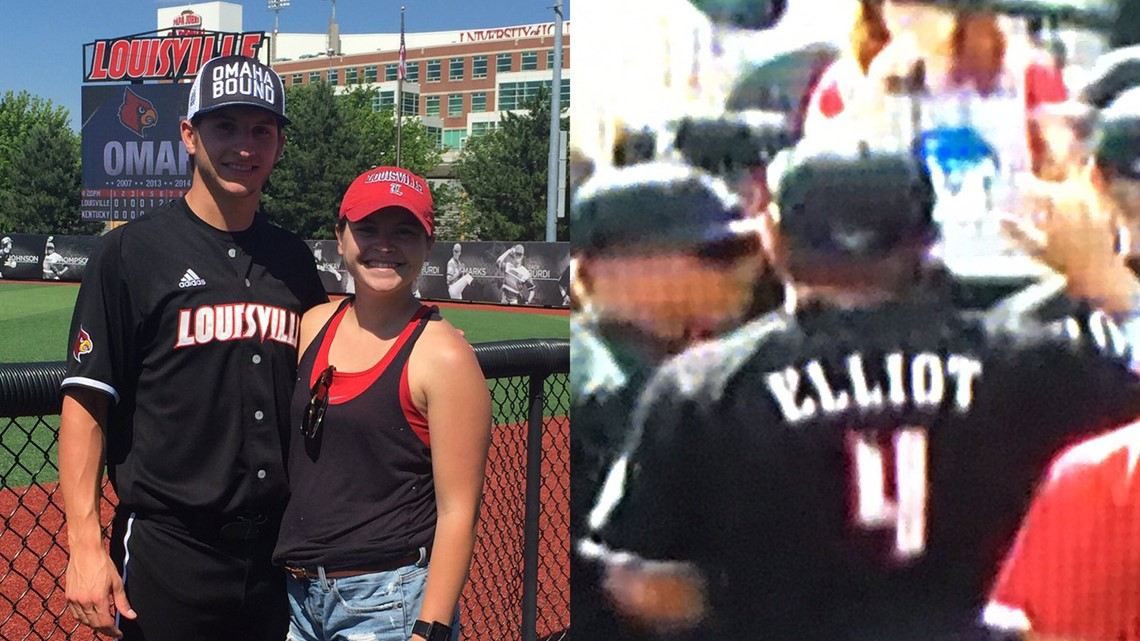 Louisville player's family asks for help finding jersey stolen during trip to College World Series