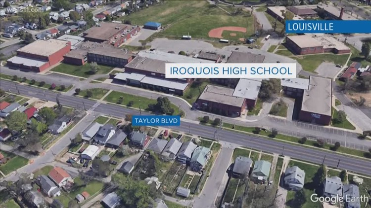 JCPS investigating alleged assault in bathroom at Iroquois High School
