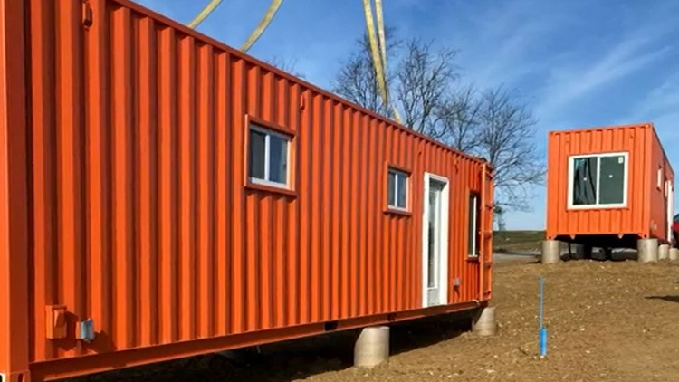 Louisville entrepreneurs behind 'glampsite' hoping to keep their dream project alive through crowdfunding