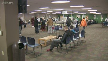 Unemployment skyrockets in Kentucky and Indiana