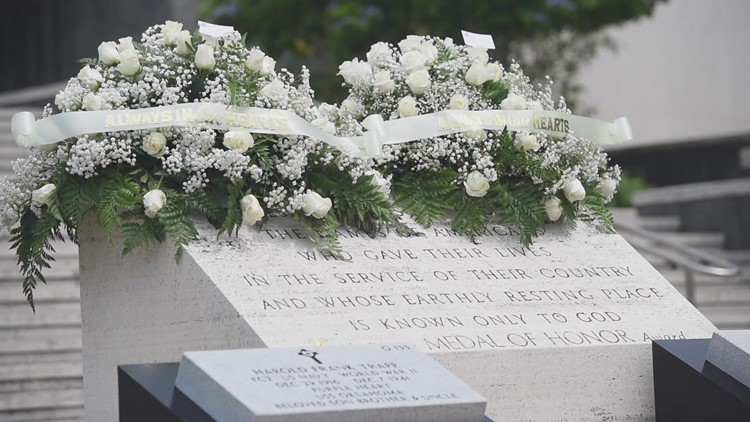 Indiana military brothers killed in Pearl Harbor buried in Honolulu nearly 80 years later