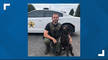 Harrison County Sheriff's Department looking for names for new K-9