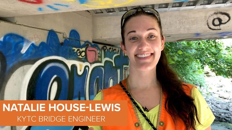 Natalie House-Lewis KYTC Bridge Engineer