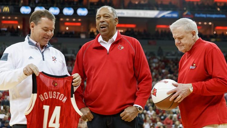 Louisville basketball and Wade Houston's trailblazing path