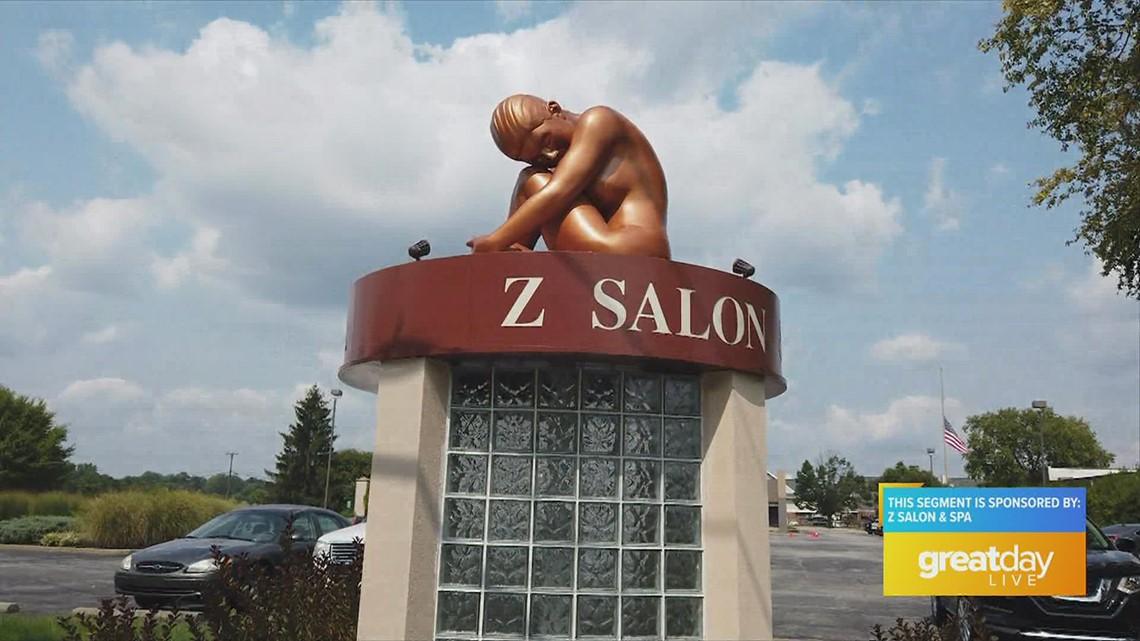 GDL: Z Salon & Spa on Great Day Live