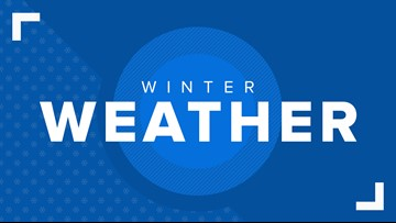SNOW ON THE WAY: Brace for the possibility of slick roads during rush hour traffic
