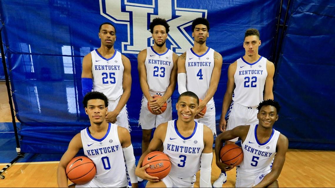 Kentucky Wildcats Basketball Vs Centre Game Time Tv: UK Men's Basketball 2018-2019 Schedule