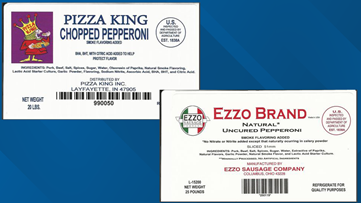 Sausage company recalls meat shipped to Indiana due to possible Listeria contamination