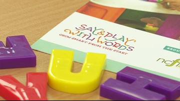New program in Louisville hopes to close the 'Word Gap' among poorer children