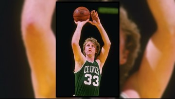 Indiana museum to tell story of basketball great Larry Bird
