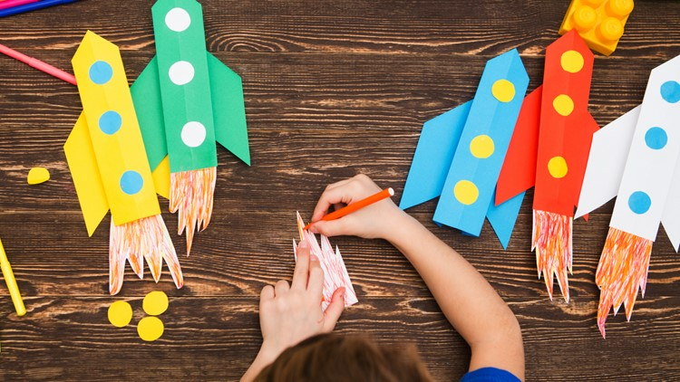 Looking for activities to do with the kids? Here are a few ideas for unique family projects