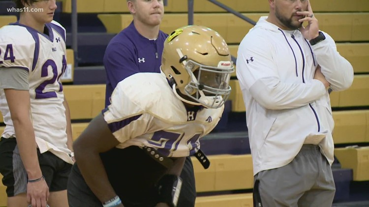 'It would mean the world to them': Male running back powers through tragedy of losing father, brother and more