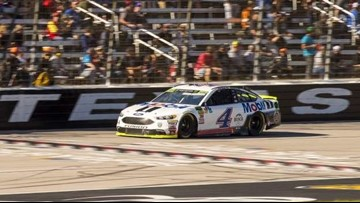 Kevin Harvick stripped of berth in NASCAR's championship race after car fails inspection