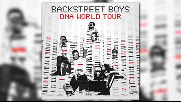 Backstreet Boys bringing their World Tour to KFC Yum! Center