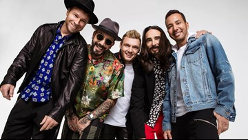 It's a homecoming for the Backstreet Boys