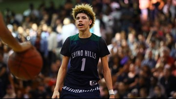 LaMelo Ball wants to play college basketball at a 'top school' like Duke, Kentucky
