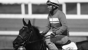 Exercise rider dies at Churchill Downs after training accident