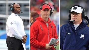 Who will be the next Louisville football coach?
