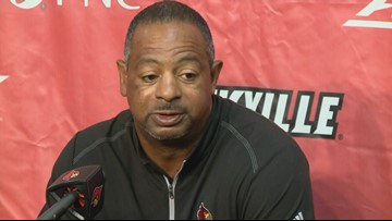 UofL's Interim head football coach wants to focus on the players in the coming weeks