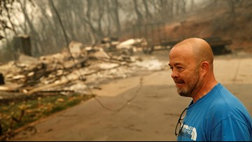 Search for missing in California's deadliest wildfire continues