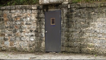 What's behind the door? Louisville's true mystery