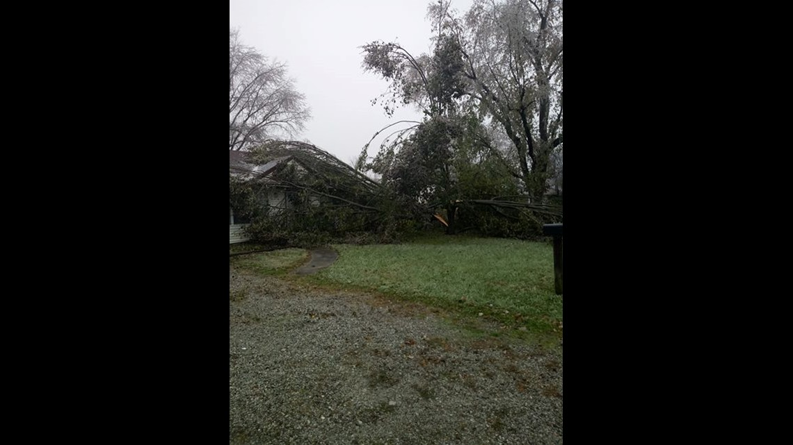 Ice Storm Knocks Out Power For Over 70 000 Kentucky