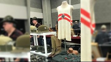Ky. State Fair Board bans sale of KKK, Nazi memorabilia