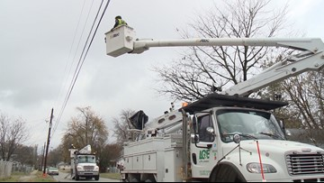 LG&E estimates 2 more days until power restored to all
